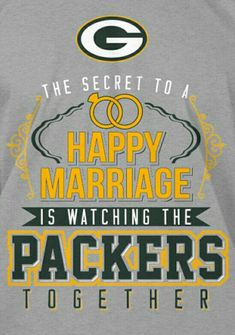 Even if one is in heaven! My sweet husband passed away 9 years ago but every time Green Bay is playing, he is right here with me. Packers Memes, Packers Funny, Packers Baby, Go Packers, Packers Football, Football Memes, Greenbay Packers, Football Gear, Football Season