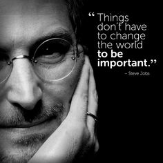 #motivational #inspirational #quote by Steve Jobs