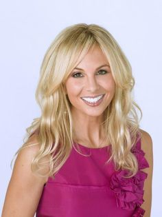 Elisabeth Hasselbeck-I may not agree on some of her views, but she's definitely a cutie.