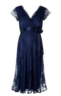 Sumptuously rich new Arabian Nights is the latest colourway for our best-selling Eden short maternity gown.