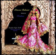 Princess Rukmini by Gopi Dolls