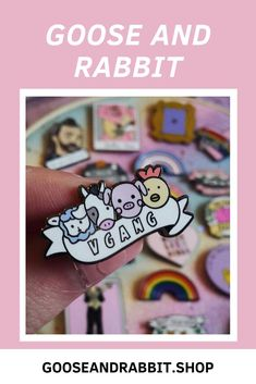 Grab this cute vegan enamel pin, click through to view more enamel pins. Perfect Mother's Day Gift, Etsy Crafts, Some Fun, Stocking Stuffers, Customized Gifts, Fathers Day Gifts, Birthday Gifts, Best Gifts, Etsy Seller