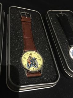 Tintin Globe Trotter Herge Moulinsart Citime Watch 1994 Collectible RARE | eBay  Tintin on motorcycle watch,  model  TC007