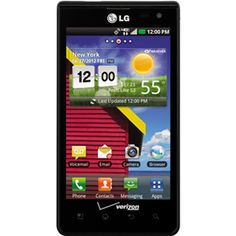 The LG Lucid (Verizon Wireless) is a powerful Android smartphone at an unusually low up-front price. [4 out of 5 stars]
