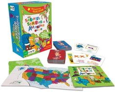 If you are looking for a great game for elementary aged kids - this is a total family favorite!!!!