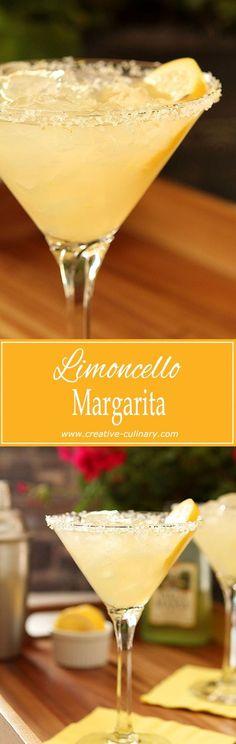 Limoncello Margarita