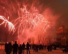 Step by Step List of New Year Eve Events in Montreal #Montreal #stepbystep