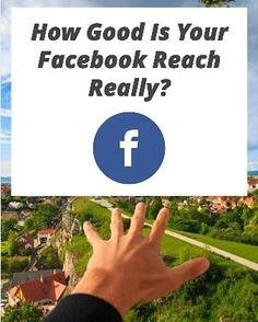 How to Find Out If You Have Good Facebook Reach http://crwd.fr/2noZgIN  #facebook #socialmedia #socialmediamarketing #marketing #smm #digitalmarketing #facebookmarketing #internetmarketing #strategies #facebookads #bigdata #fintech @meetedgar #writingqualitycontent #cephalopod