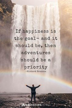 Ever feel like you're stuck in a rut? Here are the 20 most inspiring adventure quotes of all time to get you feeling inspired and alive. adventure quotes Adventure Quotes: 100 of the BEST Quotes [+FREE QUOTES BOOK] Citation Nature, Image Citation, Happy Quotes, Book Quotes, Positive Quotes, Happiness Quotes, Happiness Is, Quotes Quotes, Funny Quotes