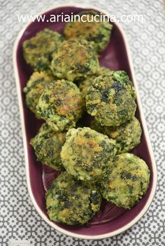 Vegetarian Recipes, Healthy Recipes, Fritters, Finger Foods, Italian Recipes, Meal Prep, Brunch, Food And Drink, Appetizers