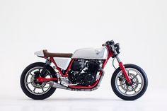 Honda CB750 K #HerenciaCustomGarage