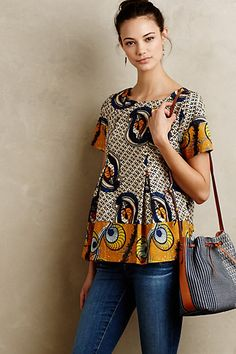 Latest African fashion clothing looks Tips 2198631776 African Dresses For Women, African Print Dresses, African Attire, African Wear, African Women, African Prints, African Style, African Design, African Inspired Fashion