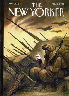 The New Yorker - Cover Illustration by Carter Goodrich