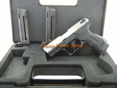 Plano Pawn Shop  - Walther Model P-22 .22LR in Case with 3 Magazines, $269.00 (http://www.planopawnshop.net/walther-model-p-22-22lr-in-case-with-3-magazines/)