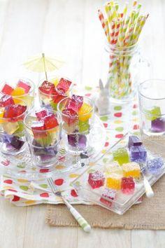 彩虹啫喱糖【清涼一夏】Rainbow Jelly Candy