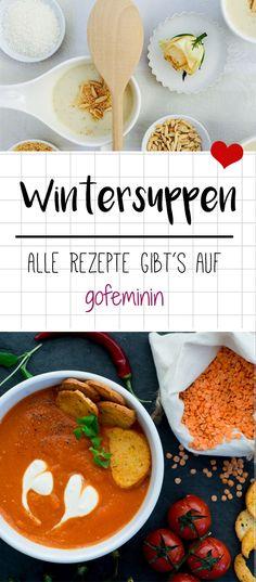 So gut schmeckt der Winter! Wir präsentieren euch kulinarisches Glück zum Löffeln und Wohlfühlen in der kalten Jahreszeit.