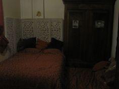 Décor du dortoir de Griffondor