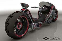 45最も素晴らしいコンセプトバイク