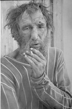 Paul Cadden. Pencil drawing.
