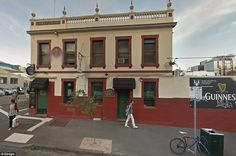 The Corkman Irish Pub in inner-city Carlton was popular with University of Melbourne students until it closed in August