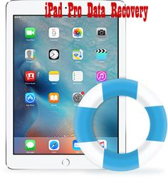 recover lost, deleted , formatted data from iPad Pro