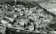 Throwback Thursday in Italy,1980.  A moment dedicated to the memory of people who have lost their lives in Italy's deadly earthquakes during the last 50 years.  #throwbackthursday #tbt #thursday #archive #archives #vintage #old #blackandwhite #bnw #noiretblanc #earthquake #italy #italia #roma #rome #amatrice #abruzzo #irpinia #terremoto #tragedy #memory #prayforitaly #preghiera #unione #forza #aiuto #help #hope #love  #Vintagedivin: Vintage photos selection by @agedigroup ©INGV