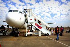 TAM airlines.
