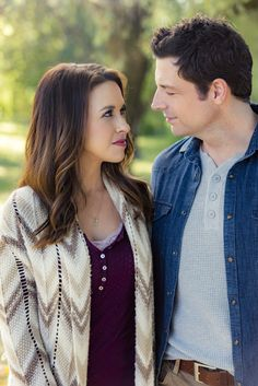 All of My Heart: Inn Love - Jenny and Brian prepare for the grand opening of their B&B. Make a date with Lacey Chabert and Brennan Elliott on Hallmark Channel!
