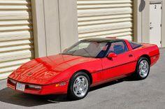1990 Chevrolet Corvette Coupe ZR1