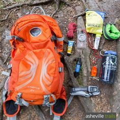 Hiking gear list: wh
