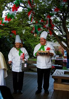 Italy Themed Party | photo