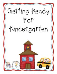 This three-month long packet is designed to be given to incoming kindergarten kiddos to help them prepare for kindergarten over the summer.