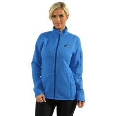 Patagonia Women's Oasis Blue Better Sweater Jacket - product - Product Review