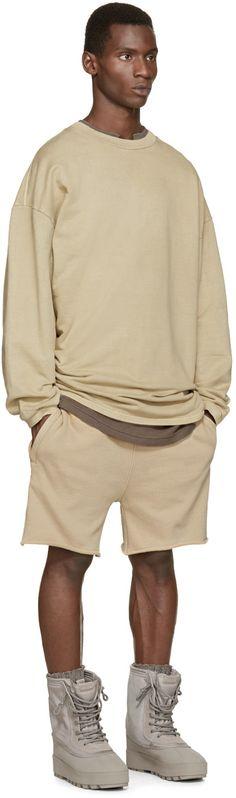 YEEZY Season 1 Beige Supply Shorts
