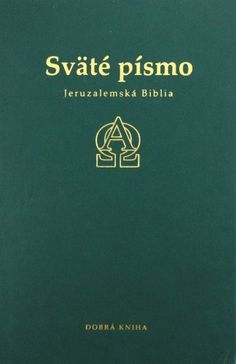 Sväté písmo - Jeruzalemská Biblia (zelená) | 34,92€ - obrázok