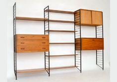 RETROMODERN Sideboard - Mid Century & Retro Furniture, Sideboards | Parker | Noblett | TH Brown