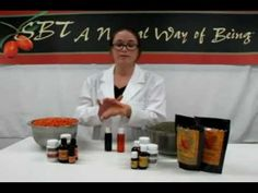 The difference between SBT Seabuckthorn Seed Oil and Fruit Oil    Marissa Hilton McPherson.avi