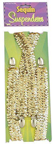 Forum Novelties Men's Novelty Adult Sequin Suspenders, Go... https://www.amazon.com/dp/B003JM94WG/ref=cm_sw_r_pi_dp_2FsGxbXK4DYYZ