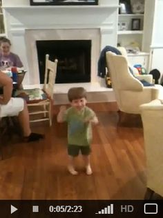 Kelli's nephew Ethan Dancing Gangnum Style.  Pass it Forward...  http://socialmediabar.com/passitforward