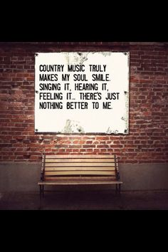 Country music ♥