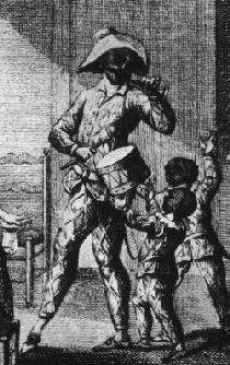 """Not usually active in the main Commedia plots, he is involved in many minor intrigues, either on his own, or with other characters. He is notable for his impetuousity and resourcefulness. If he has an idea, no matter how farfetched, he will put it into action immediately, with no regard for the consequences"" Illusions, Action, Characters, Painting, Inspiration, Design, Stone, Biblical Inspiration, Group Action"