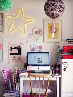 My Desk! as featured in Irish House & Home magazine (June 2012 issue)