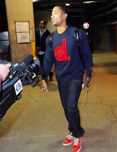 nba players pics off the court | Off the Court | Derric Rose