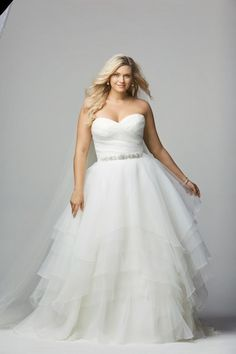 AP Loves: Plus Size Wedding Dresses from Wtoo Curves