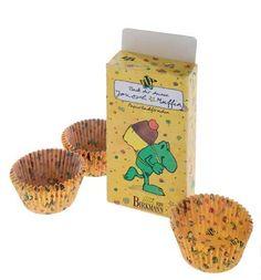 Muffinförmchen - Muffinförmchen Janosch - ein Designerstück von feludaras-cakedecoration bei DaWanda