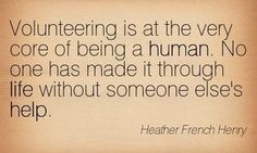 How Can You Be A Volunteer And What Opportunities Are Out There For You