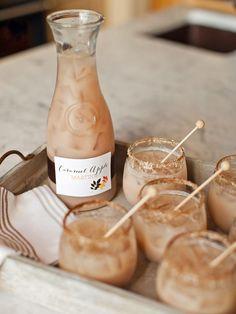 Caramel Apple Martini:  http://www.hgtv.com/entertaining/caramel-apple-martini-recipe/index.html?soc=pinterest