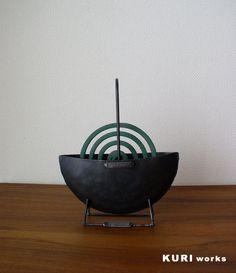 アイアン/蚊取り線香ホルダー