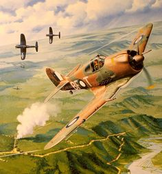 Commonwealth Boomerang & Corsairs, by Daniel Bechennec Ww2 Aircraft, Aircraft Pictures, Fighter Aircraft, Military Aircraft, Fighter Jets, Aviation Theme, Aviation Art, Aviation Magazine, History Posters