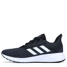 low priced e848a 699e2 Adidas Women s Duramo 9 Running Shoes (Black   White)